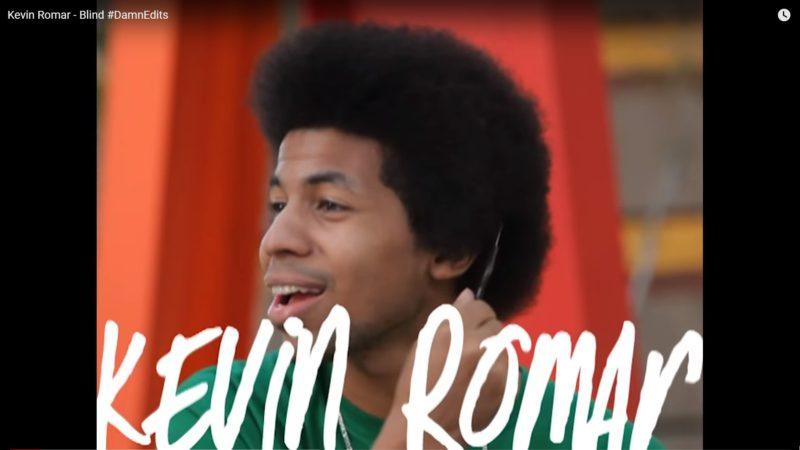 Kevin Romer andskate