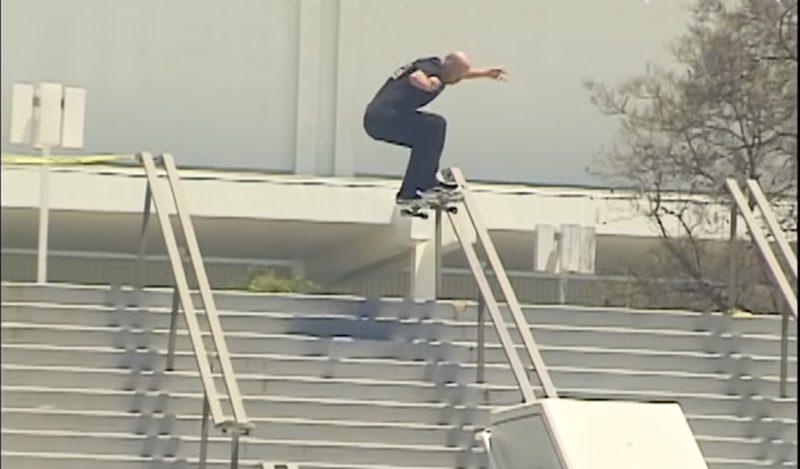 "Dane Burman's ""Hope to Die"" andskate fukuoka itoshima skateboard"