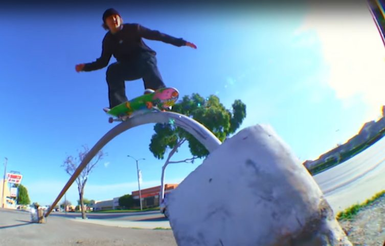 "Franky Villani's ""One Big Mess"" New Balance skateboard shop andskate fukuoka itoshima"