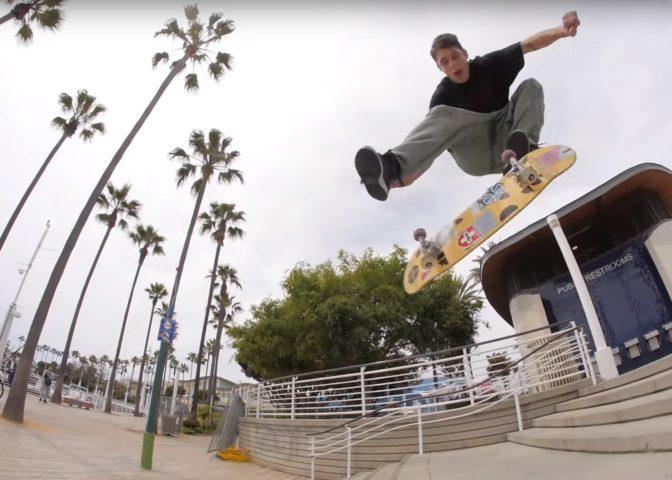 Yuri Facchini Almost Skateboards skateboard shop andskate fukuoka itoshima