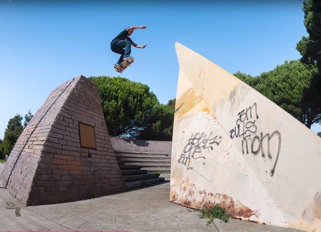 Zane Timpson skateboard shop andskate fukuoka itoshima