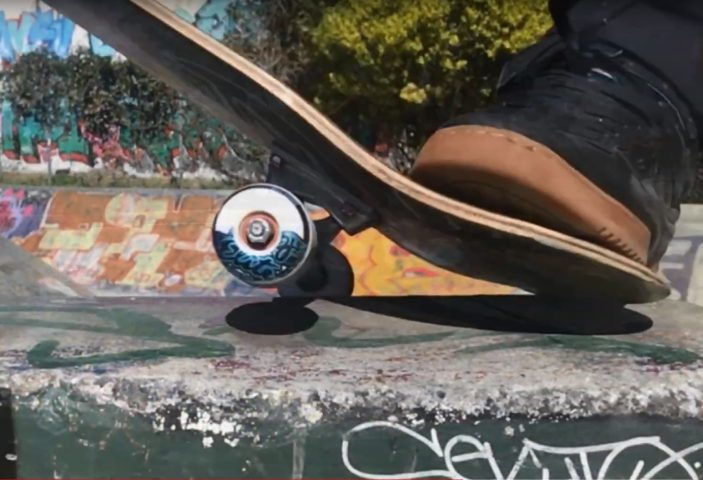 OJ Wheel Elite EZ Edge skateboard shop andskate fukuoka itoshima
