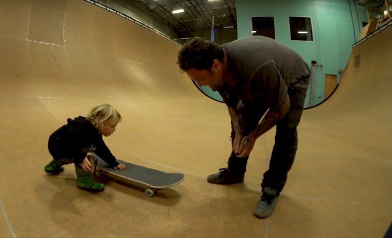 Bam Margera skateboard skateboardshop andskate 福岡 糸島